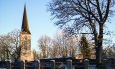 Adventes laika ceļojums pa Latvijas skaistākajām baznīcām (1. daļa)