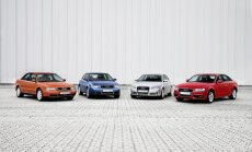 'Audi A4' svin 20 gadu jubileju