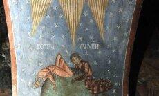 Senas freskas apliecina drīzo pasaules galu