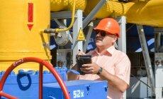 Ukrainas gāzes piegādes apmaksātas līdz nedēļas beigām, paziņo Krievija