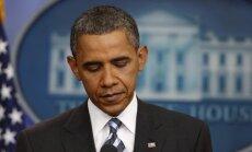 Obama: valdības slēgšana iedrošināja ASV ienaidniekus