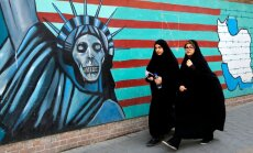 ASV Senāts apstiprina Irānas sankciju pagarināšanu