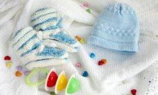 В этом году в Латвии родилось на 1113 детей меньше, чем годом ранее