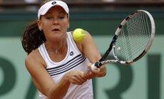 Ar trešo numuru izliktā Radvanska izstājas no Francijas atklātā čempionāta