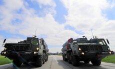Turcija dziras iepirkt Krievijas zenītraķešu sistēmas 'S-400'