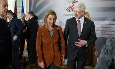 Hibrīdkarš un drošības politika: Rīgas konferencē spriedīs par ārpolitikas izaicinājumiem