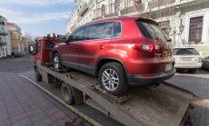 Ukrainā no Latvijas ieved ap 20 tūkstoš auto gadā atvieglotās atmuitošanas dēļ