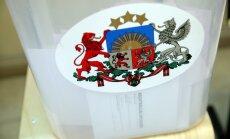 Slēgts 12. Saeimas vēlēšanu iecirknis Telavivā