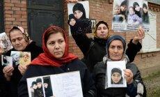 Sīrijas kurdi nodevuši Krievijai čečenu karotāju ģimenes