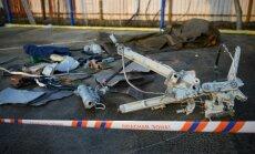 Pabeigti galvenie meklēšanas darbi Krievijas lidmašīnas nokrišanas vietā