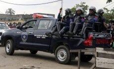 Pēc sektas uzbrukuma no Kongo DR cietuma izbēguši 3000 ieslodzīto