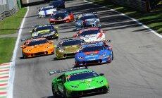 Šlēgelmilhs nedēļas nogalē startēs 'Lamborghini' sacensību posmā Silverstonā
