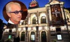 Nacionālā teātra darbinieki lūdz atstāt Rubeni direktora amatā