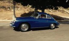 Video: 60. gadu 'Porsche 356' ar 1,6 miljonu kilometru nobraukumu