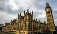 """Британский парламент опубликовал доклад о """"грязных деньгах"""" из России"""