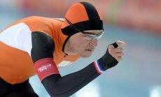 XXII Ziemas olimpisko spēļu ātrslidošanas sacensību rezultāti 10 000 metru distancē vīriešiem (18.02.2014.)