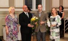 Konkurss 'Radām novadam' saņem balvu par izcilu ieguldījumu Latvijas nākotnē