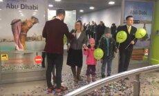Lidosta 'Rīga' uzņēmusi jau sešus miljonus pasažieru
