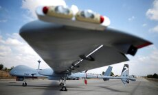 Sīrijas armija apgalvo, ka notriekusi Izraēlas lidmašīnu un dronu
