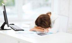 Izdegšanas sindroms: kā mainīt savu ikdienu, lai izvairītos no mūsdienīgās slimības