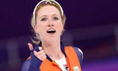В коньках весь пьедестал — у голландок, на трамплине победил немец (+медальный зачет)