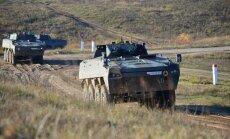 NATO starptautiskā bataljona uzņemšanai pārdala 8,9 miljonus eiro