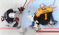 Video: Pasaules hokeja čempionāta desmitās dienas desmit spilgtākās epizodes
