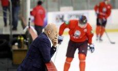Latvijas hokeja pavasaris: izlases pirmā versija un lūgums valdībai finansēt spēlētāju apdrošināšanu