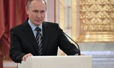 Путин: Россия не признает ядерный статус КНДР