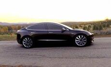 Tesla сорвала план по выпуску новой модели электромобиля