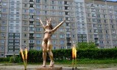 Galerijā 'Daugava' būs aplūkojama Aigara Bikšes skulptūru izstāde