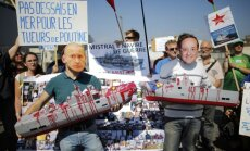 Olands atliek 'Mistral' kuģa piegādāšanu Krievijai