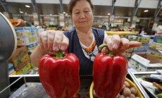 Pustukši veikalu plaukti un pārtikas ierobežojumi – Maskava pēc Putina sankcijām