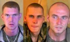 Ukraiņu sagūstītie Krievijas desantnieki valstī iemaldījušies nejauši, apgalvo Krievija