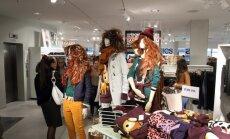'H&M' atvērs trešo veikalu Latvijā