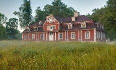 Latvijā vienīgā baroka koka celtne ar raibu vēsturi – Ungurmuiža