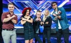 Noskaidroti visi šova 'X Faktors' finālisti
