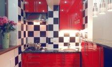 Dažu kvadrātmetru virtuve – idejas, kā iekārtot stilīgi pat mazāko pavarda telpu