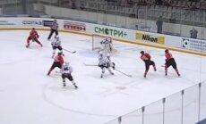Video: Rīgas 'Dinamo' neveiksmīgo sezonu turpina ar kārtējo zaudējumu