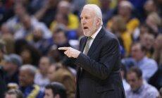 Bertāna pārstāvētā 'Spurs' noslēdz līgumu ar debitantu Metu