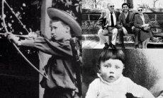 Только маленькие еще. Как 25 диктаторов и тиранов XX века выглядели в детстве и юности
