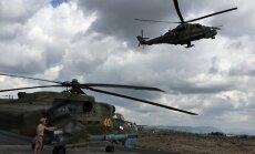 'Daesh' pie Palmīras iznīcina svarīgu Krievijas gaisa spēku bāzi
