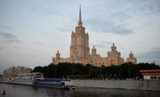 Maskava izsaukusi Beļģijas vēstnieku saistībā ar Alepo uzlidojuma noliegšanu