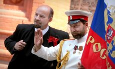 Krievijā rosina sodīt 'vēstures kropļotājus' arī aiz robežām