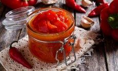 Lečo – ātrai noēšanai un ziemas krājumiem: noderīgi padomi, kā to pagatavot