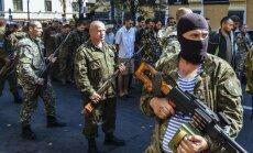 Полиция безопасности задержала воевавшего на востоке Украины гражданина Латвии
