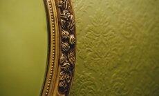 Kā izveidot stilīgu rāmi vecajam spogulim?