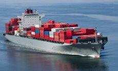 Latvijas preču eksports desmit mēnešos sarūk par 1,7%; imports – par 3,9%