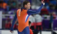 Голландец Крамер установил рекорд по числу олимпийских наград
