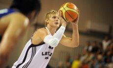 Timma sākumsastāvā paliek bez punktiem pirmajā NBA Vasaras līgas spēlē